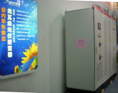 追日电气推出转换效率高达98.7 兆瓦级光伏逆变器图片